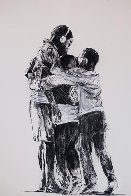 , 'Bonded Life,' 2017, Gallery of African Art (GAFRA)