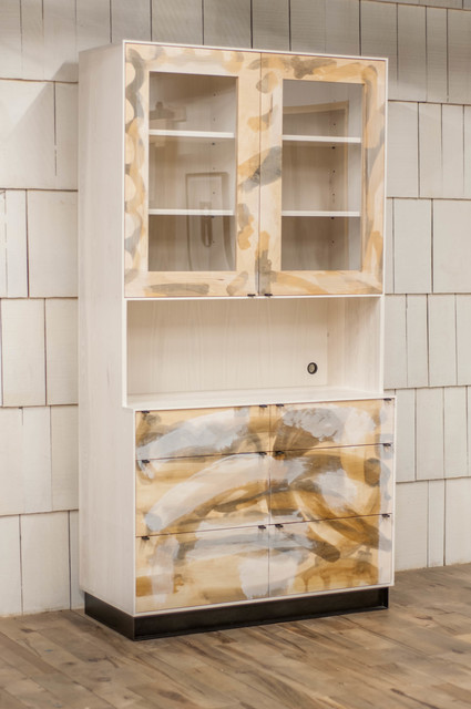 Jeff Martin, 'Painted Maple Hutch', 2016, Jeff Martin Joinery