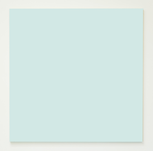 , 'Untitled (Teal),' 2016, Christopher Grimes Gallery