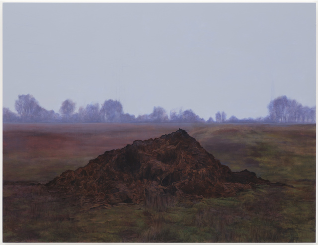 George Shaw, 'The Little Hill of Shit,' 2014, Wilkinson