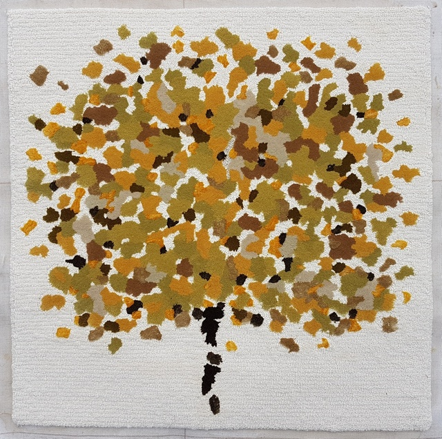, 'Autumn Tree,' 2018, Oliver Sears Gallery