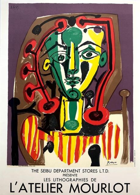 Pablo Picasso, 'Les Lithographies de L'Atelier Mourlot', 1984, Eames Fine Art