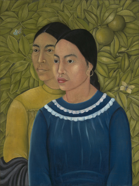 , 'Dos Mujeres (Salvadora y Herminia),' 1928, Museum of Fine Arts, Boston