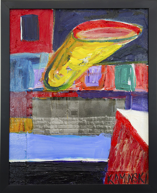 , 'Fort Wall 1,' , Walter Wickiser Gallery