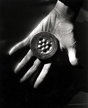 ", 'Marcel Duchamp, ""Hand"",' 1967, Staley-Wise Gallery"