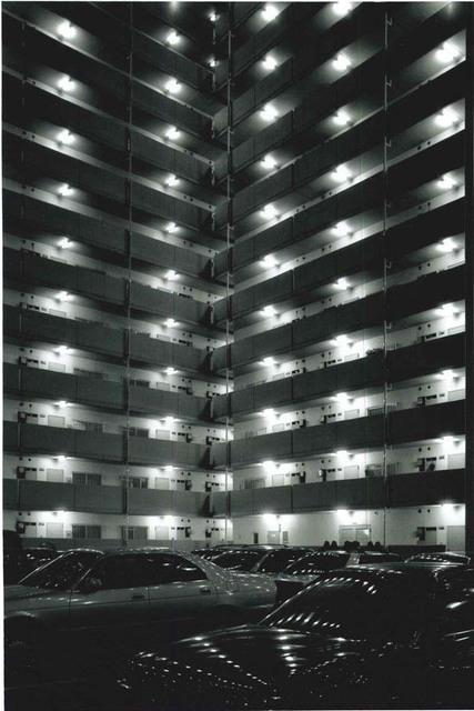 , 'Maquette/Lights #2602,' 1995, SAGE Paris
