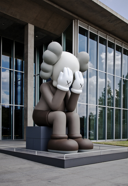 , 'KAWS COMPANION (PASSING THROUGH),' 2010, Modern Art Museum of Fort Worth