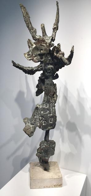 , 'Icaro o Angelo guerriero,' 1958, Gariboldi