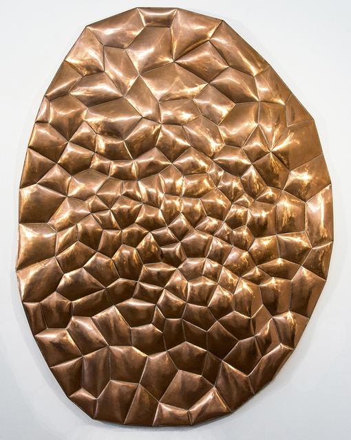 , 'Biomorphic Copper,' 2019, Oeno Gallery