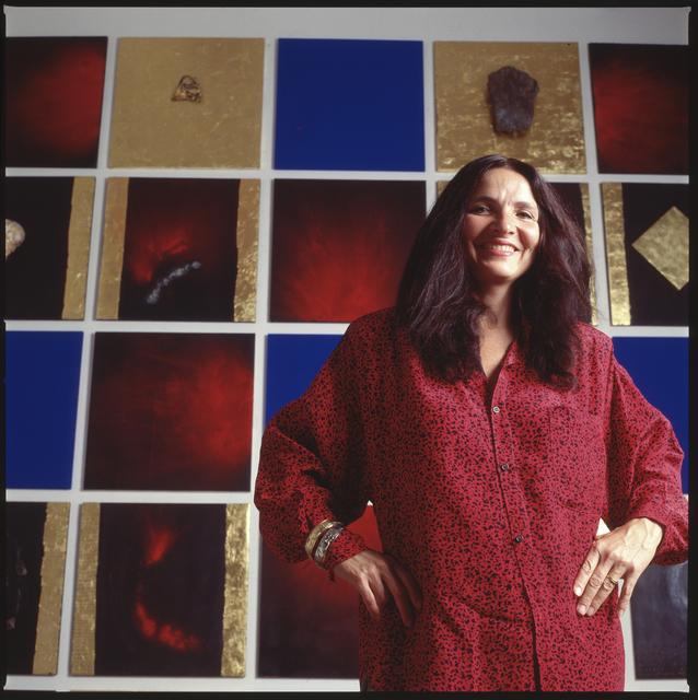 , 'Lita Albuquerque,' 1991, Joshua Tree Art Gallery