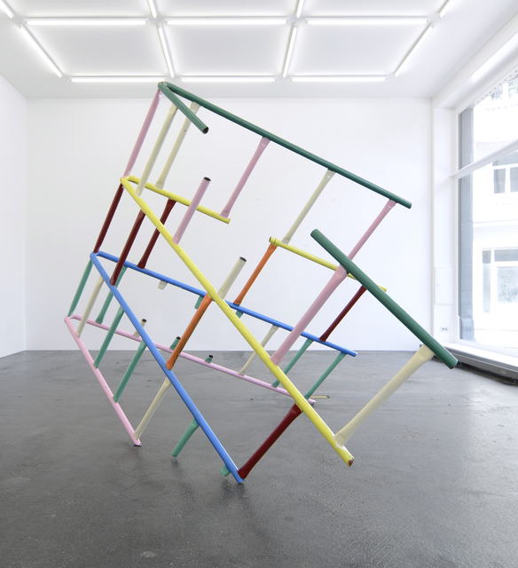 , 'Playground Structure,' 2015, Office Baroque