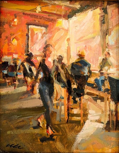 , 'Bar Louis,' , Copley Society of Art