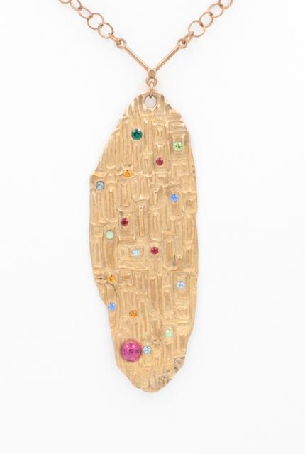 , 'Brocade Klimt,' 2016, form & concept
