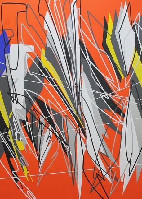 , 'Untitled VI,' 2015, Mindy Solomon Gallery