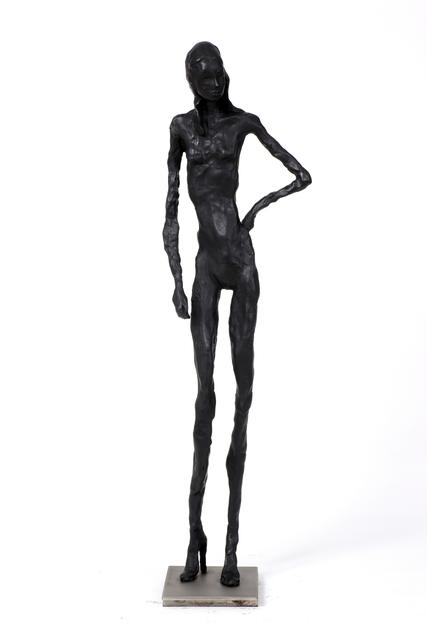 , '50% GIACOMETTI 50% HELMUT NEWTON,' 2015, Zemack Contemporary Art