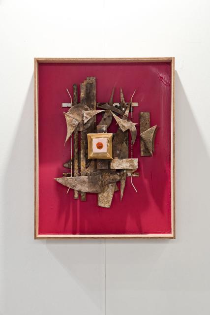 , 'Cuadro Ruso,' 2012-2015, Pasto