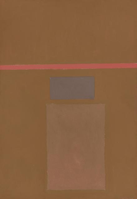 , 'Corinthian Sun-Box I,' 1969, Hollis Taggart