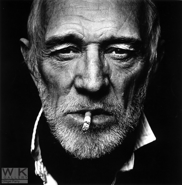 , 'Richard Harris,' 1990, Weiss Katz Gallery