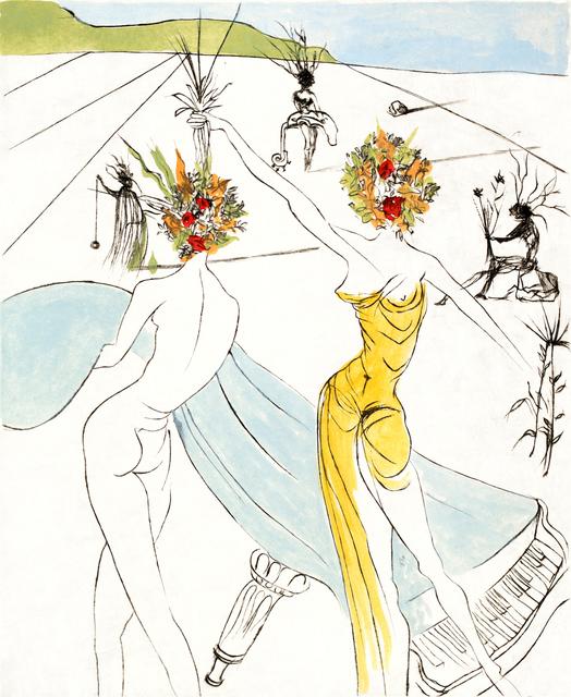 , 'Hippies Flower Women with Soft Piano,' 1969, ACA Galleries