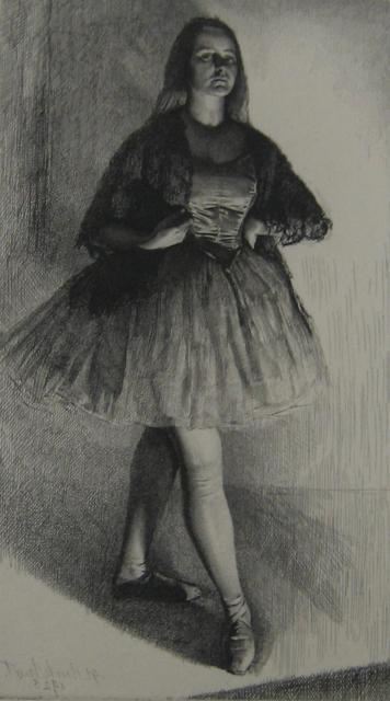 , 'The Dancer,' 1925, Paramour Fine Arts