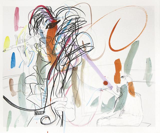 , 'Unfinished Masterpiece Seven,' 2015, Galerie Meyer Kainer