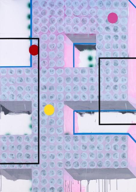 ", '""Energizer 2"",' 2017, Krokin Gallery"