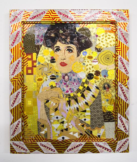 , 'Adela Biet Akbar,' 2016, ATHR