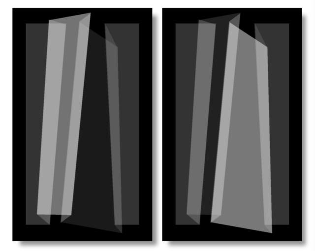 , 'Folds - Parallel-1#,' 2017, Galerie Huit