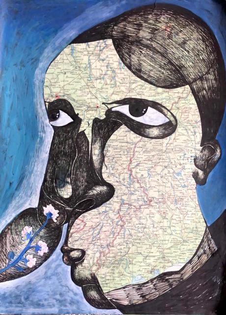 Soad Abdel Rassoul, 'Untitled', 2020, Mashrabia Gallery of Contemporary Art