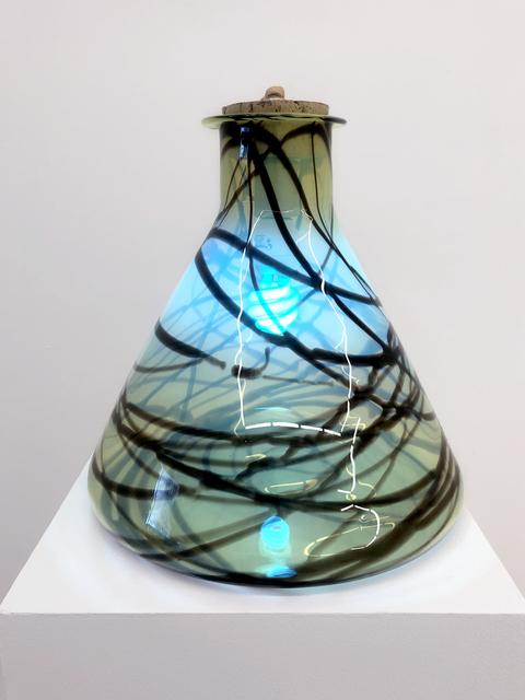 , 'Light Sculpture,' 2018, Halsey McKay Gallery