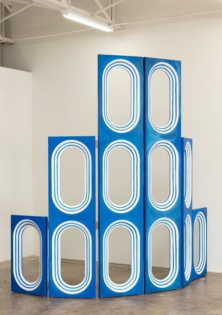 , 'Dallas Book,' 2016, galerie frank elbaz