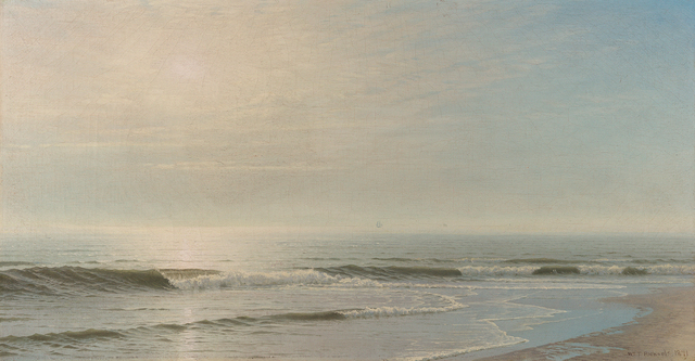 , 'Seascape,' 1871, Questroyal Fine Art