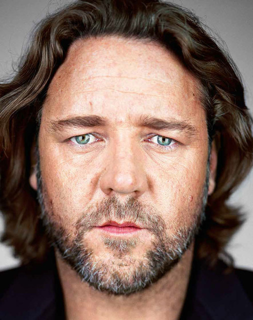 Martin Schoeller, 'Russell Crowe', 2007, Photography, Archival Pigment Print, CAMERA WORK