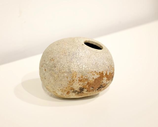 , 'Lighter Sliced Stoneware Vessel,' , FAIR Design