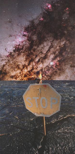 , 'stop,' 2016, Helikon Gallery & Studios