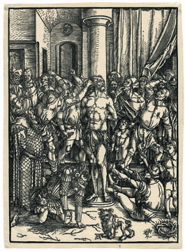 , 'Flagellation of Christ,' , Daniela Laube Fine Art