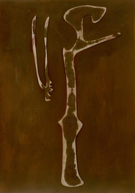 , 'Rain/Tree/Window,' 1978, Annely Juda Fine Art