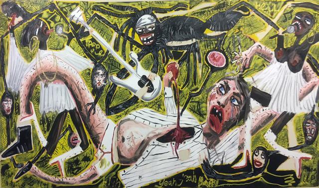 , 'Nile Rodgers,' 2017, Edel Assanti