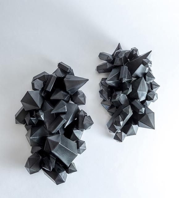 Lauren Shapiro, 'Black Diamonds ', Art Bastion Gallery