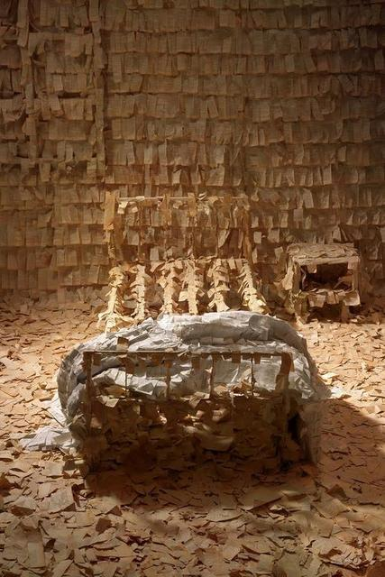 Pablo Lehmann, 'The Scribe's House (The Room)', 2010, Artemisa