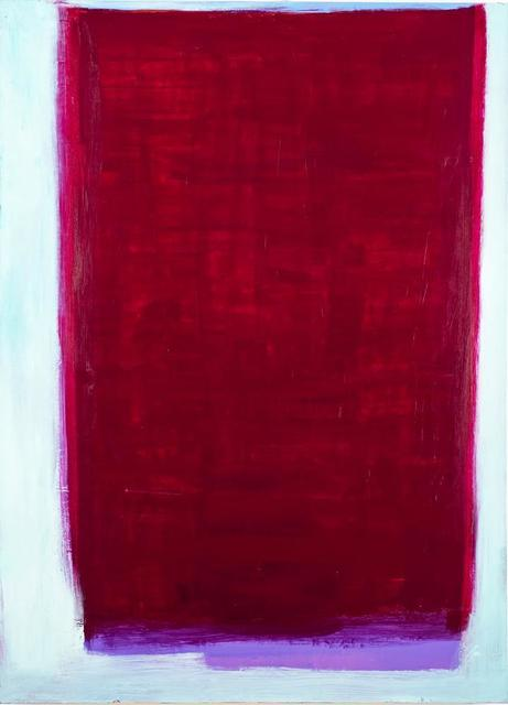 Rossella Fumasoni, 'Variopinto', 1997, Itineris