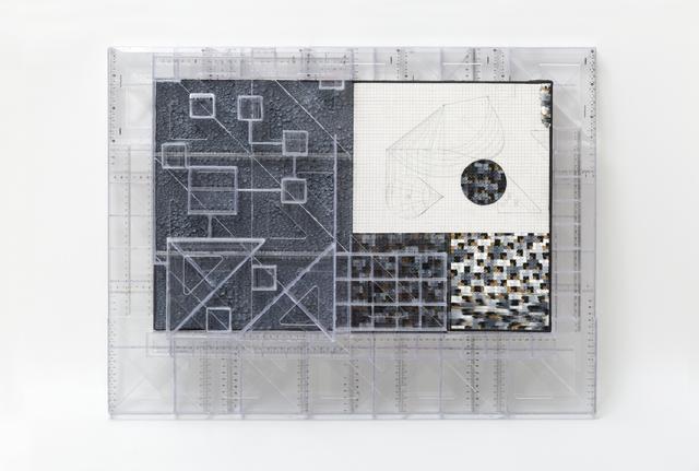 , 'Ciudad vista desde arriba 2,' 2016, Galeria Nara Roesler