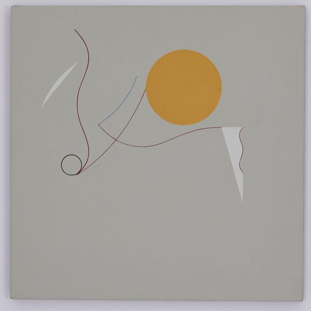 , 'Monolito (08/4040AL),' 2018, Galería Hilario Galguera