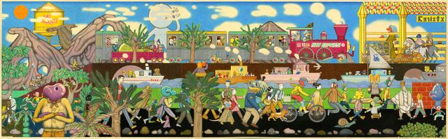 , 'Jericho,' 2017, Richard Heller Gallery