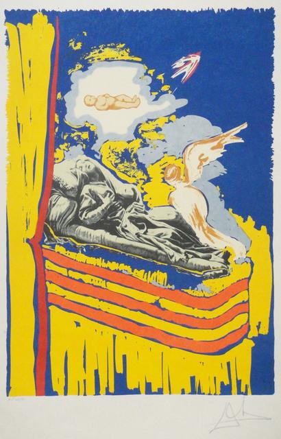 Salvador Dalí, 'The Immaculate Conception', 1979, Print, Original lithograph on Japon paper, La Maison de la Petite Sara