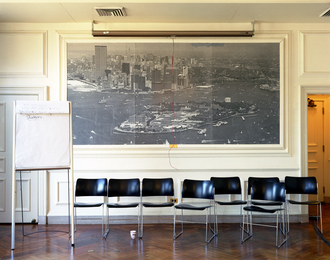 Strategies, Meeting Room, Building 125, Governors Island, NY