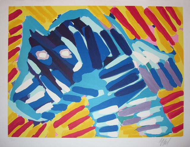 , 'Series of 10-Running Dog,' 1978, Anita Shapolsky Gallery