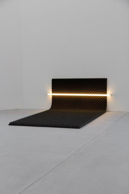 , 'Untitled (L-Series),' 2016, Galerie Clemens Gunzer