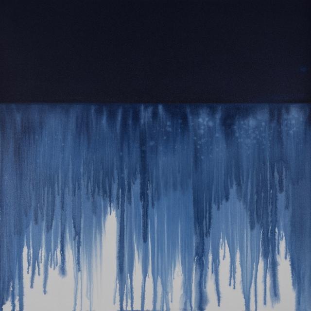 Juan Alonso-Rodríguez, 'Indigo Flow 2', 2017, Slate Contemporary