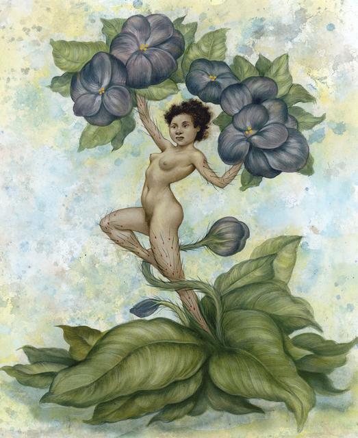 , 'Violet,' , Ro2 Art